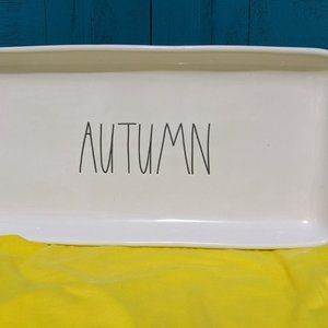 Autumn - Rae Dunn - Serving Plate - 0062